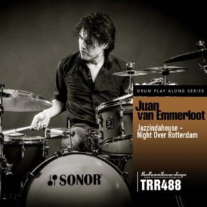 Juan van Emmerloot - Night over Rotterdam (drum-play-along)