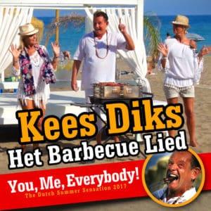Kees Diks - Het Barbecue Lied