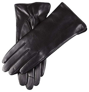 Wool Blend Lined Gloves | fashion over 40 | style | fashion | 40plusstyle.com