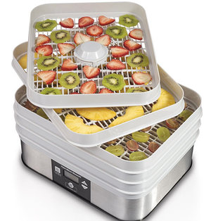 6. Hamilton Beach Food Dehydrator