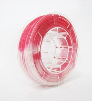 PLA - Temperature Color Change - Red to Natural - 1.75mm - 1kg