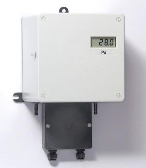 Differenzdruckmessgerät MU-Digital - Differential pressure transmitter MU-Digital
