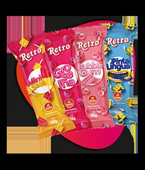 LINHA RETRO - SOU ICE