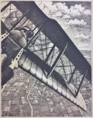 Christopher Nevinson: Banking at 4000 Feet