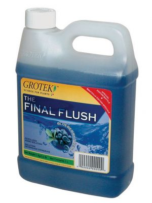 Grotek Final Flush Blueberry, 1l