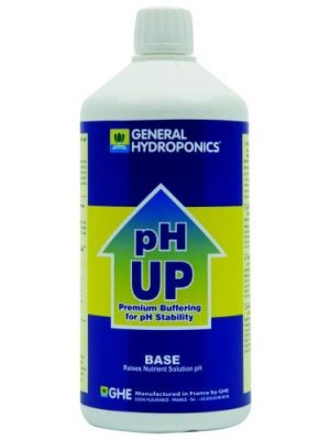 GHE pH-Up, zur pH-Wert-Anhebung, 1 L