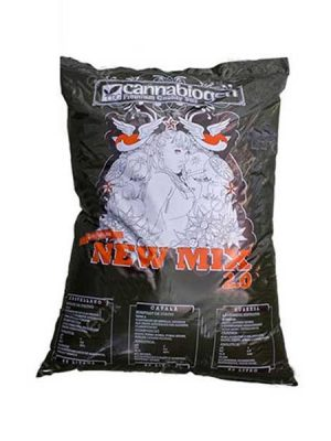 New-Mix-Cannabiogen 25 L, Pflanzsubstrat