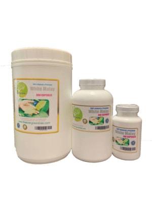 White Malay kratom Capsules, White Malay Kratom Capsules (500mg), Buy Kratom Online - the evergreen tree  