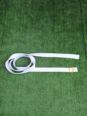 ceinture blanche 2 barettes krav maga lunel