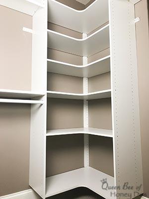 Easy DIY Closet System