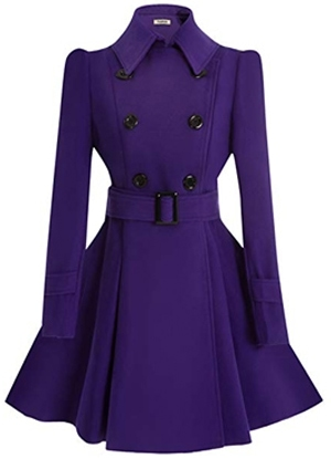 tailored coat | 40plusstyle.com