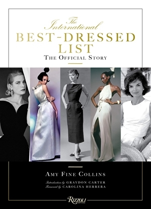 Fashion books - The International Best Dressed List: The Official Story | 40plusstyle.com
