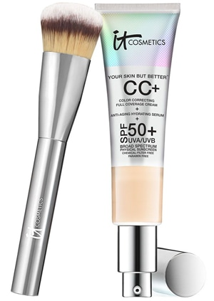 It Cosmetics Your Skin but Better tinted CC cream | 40plusstyle.com