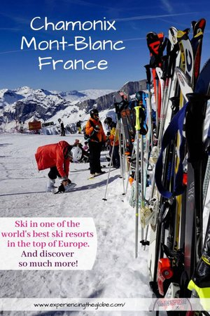 One of the best ski resorts in Europe and its highest point! Visit Chamonix all year, whether you're a sport junkie or just want to enjoy breathtaking views – Experiencing the Globe #Chamonix #MontBlanc #AiguilleDuMidi #MerDeGlace #PlanPraz #LeBrevent #BestSkiResortsInEurope #SkiChamonix #ChamonixSkiResort #ChamonixAccommodation #BeautifulDestinations #Wanderlust #TravelPhotography #VisitChamonix