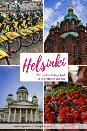 Looking for cool things to do in Helsinki? You found the perfect guide! From the must sees to the quirky, even if you're in a budget, here's the best of the Finnish capital – Experiencing the Globe #Helsinki #Finland #TravelExperience #BeautifulDestinations #Wanderlust #TravelPhotography #HelsinkiInABudget #CoolThingsToDoInHelsinki #HelsinkiTravelGuide #Backpacking #SoloFemaleTravel #MeetTheLocals #IndependentTravel
