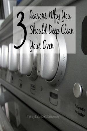 3 Reasons Why You Should Deep Clean Your Oven