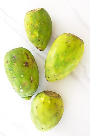 Green Prickly Pears