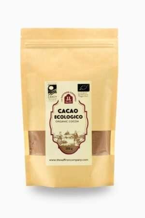 cacao molido ecológico