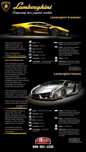 7895192d93d5d8226186f6683a89b59d-exotic-beauties-infographics Lamborghini Aventador