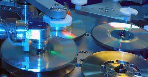 تولید استمپر سی دی