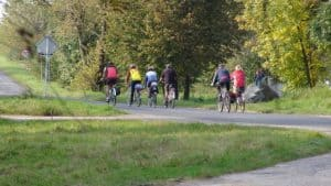 Trasy rowerowe - lubelskie