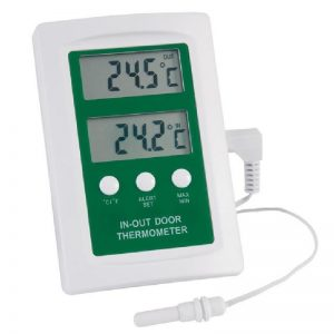 Min & Max In/Out Thermometer