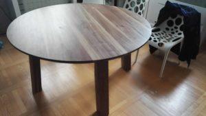 okrugli stolovi po meri