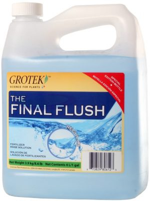 Grotek Final Flush, 1l oder 4l