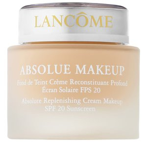 Lancôme Absolue Replenishing Cream Makeup SPF 20 | 40plusstyle.com