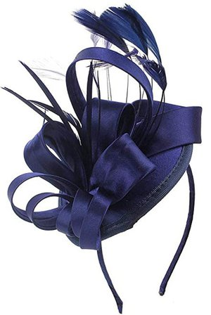 FELIZHOUSE fascinator hat | 40plusstyle.com