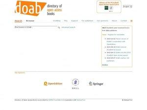 http://www.doabooks.org/doab?uiLanguage=en