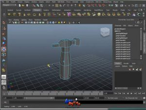 קורס מאיה תוכנת אנימציה קורס תלת מימד