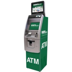 Hyosung 5200 Level 1 Custom SharkSkin ATM Wrap