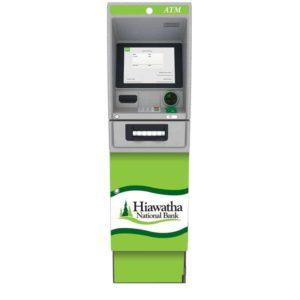 NCR SS31 Extended (SelfServ 31) Custom ATM Wrap