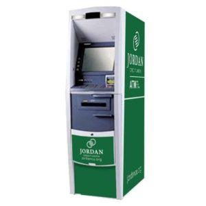 Diebold Opteva 520 Custom ATM Graphic Wrap