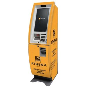 Genesis Coin Satoshi 1 Bitcoin ATM SharkSkin Wrap