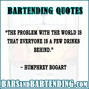 bar quotes few behind