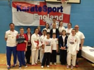 Karate Sport England National Championships