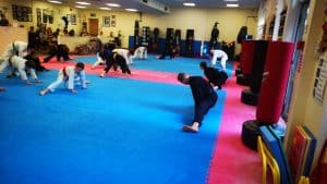 Stretching in in the Martial Arts - Strength and Conditioning