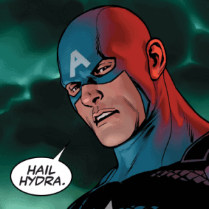 Captain America is a Hydra sleeper agent - Bent Corner