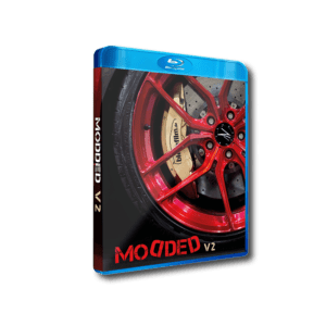Modded V2 Tuning Blu-Ray