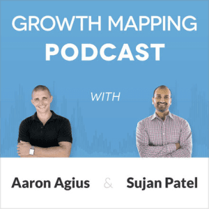Growth mapping podcast cover