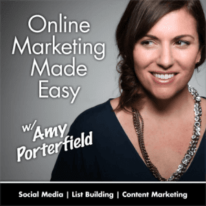 Online marketing made easy podcast cover