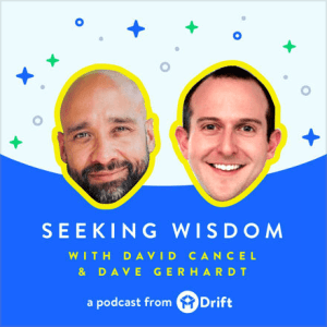 Seeking Wisdom podcast cover