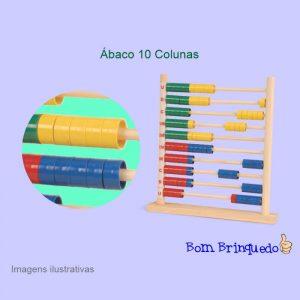 abaco 10 colunas