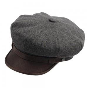 Байкерская мужская кепка