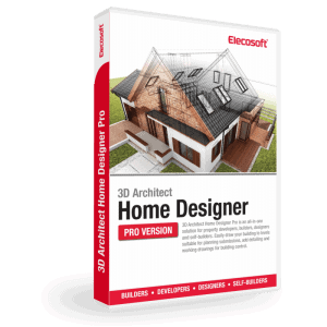 House Design Software Packshot