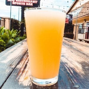 Hazy IPA's at Cali BBQ