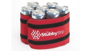 Stubby Strip Drink Holder