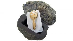 Hide A Key Rock
